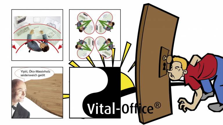 Das Vital-Office Konzept...