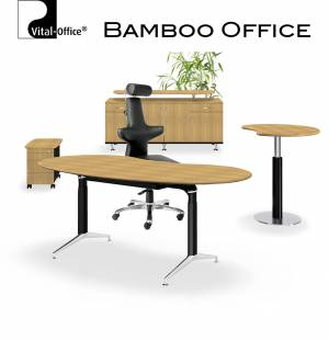Bambus Büro...