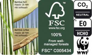 Bambus Eigenschaften...