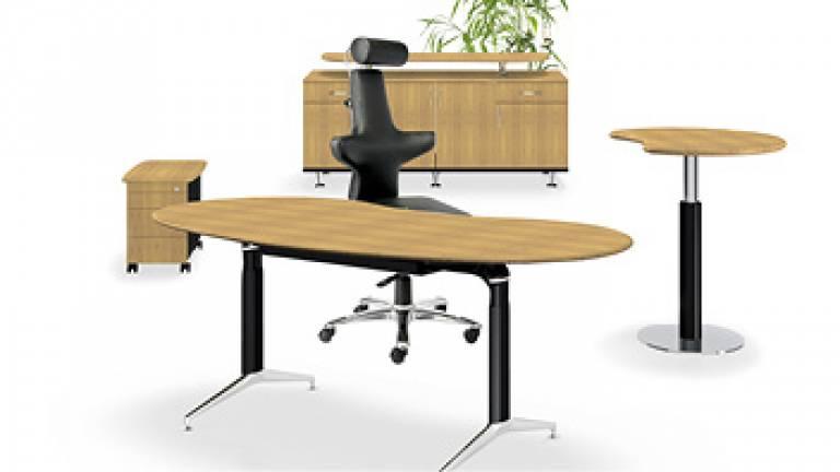 Bambus Büromöbel...