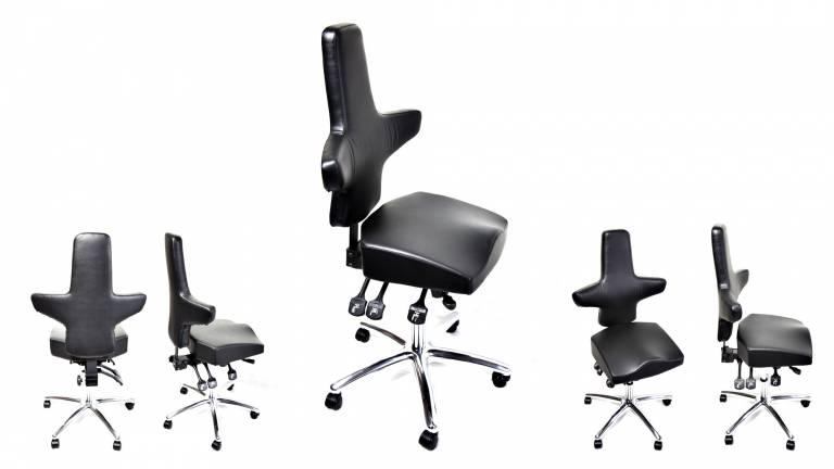 Bürostühle...