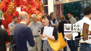 Presentation and Literature: Introducing Feng Shui Fortune and Business Excellence at the Workplace - Shanghai 26th+28th Mai 2015