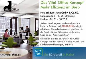 D55120 - Büro Jung in Mainz - jetzt auch mit Vital-Office Möbeln