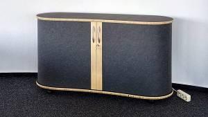 vitAcoustic   Qiboard mit Schallabsorber