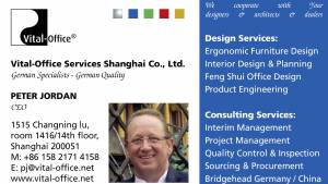 Einladung zu: Feng Shui Fortune and Business Excellence at the Workplace - Shanghai 26th+28th Mai