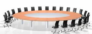 circon executive s-class - Konferenztische für die Vorstandsebene