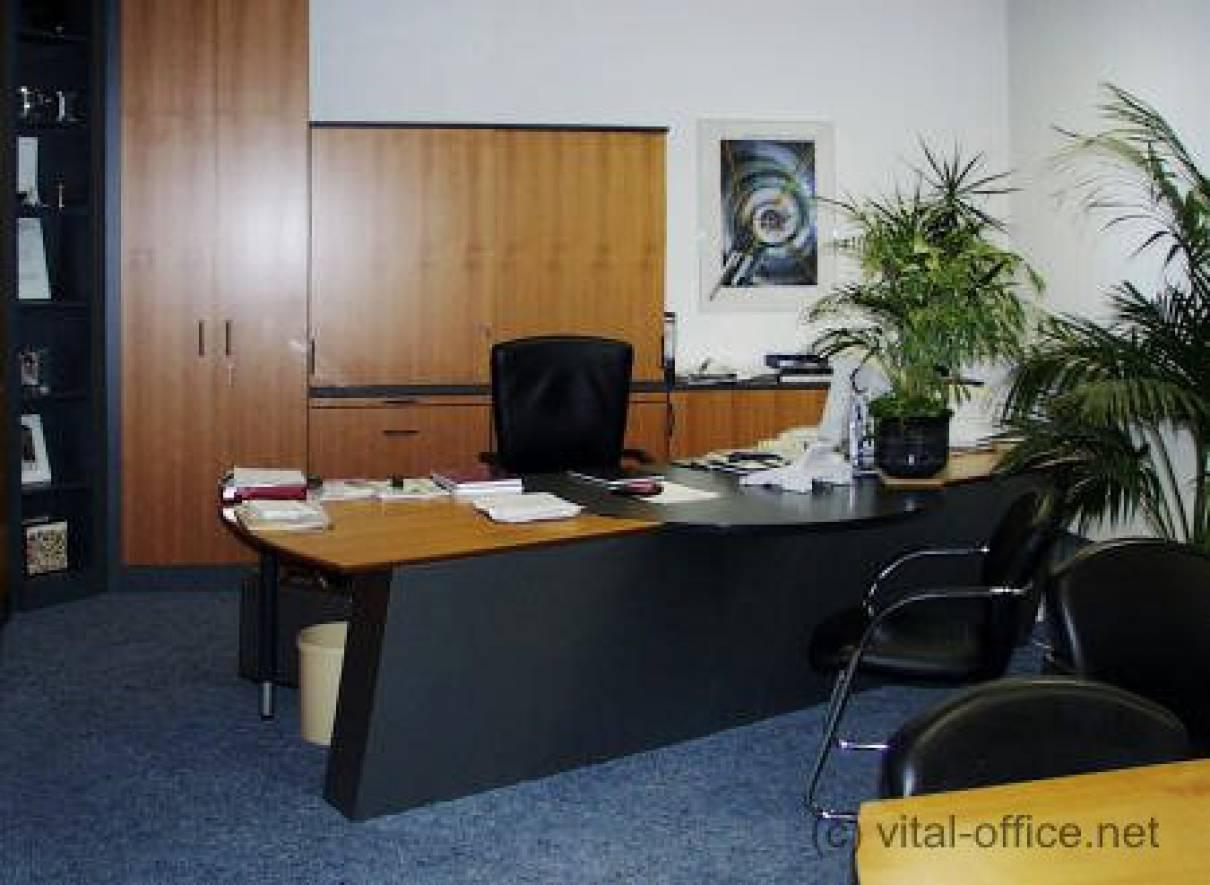 circon executive command - Chefschreibtisch - Der erste circon command