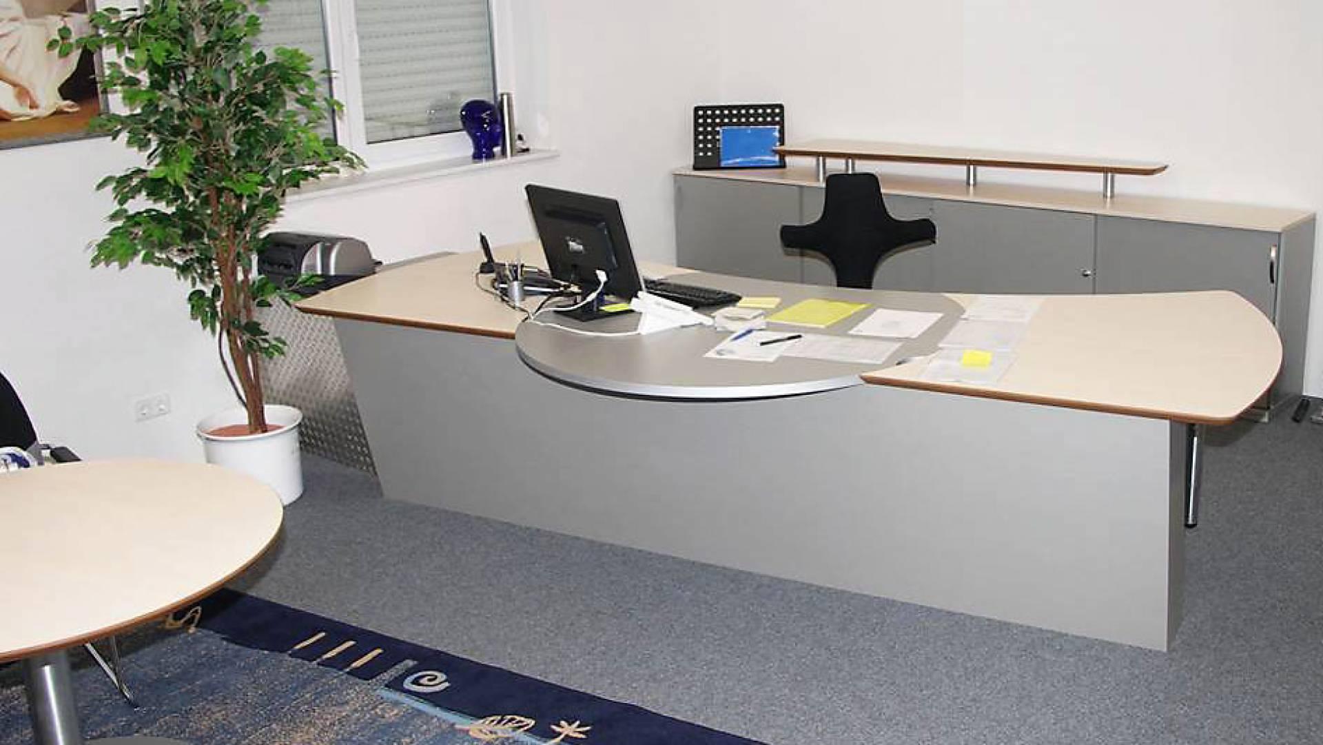 circon executive command - Chefschreibtisch - Designklassiker mit individualistischer Prägung