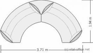 circon executive classic - Eine Klare Kreis Geometrie