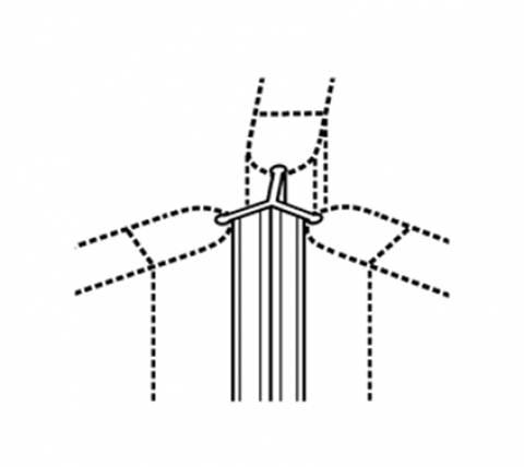 Zubehör - Verbinder 3-fach