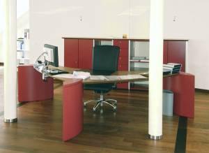 circon executive wing - Chefschreibtisch - Ein Werkzeug für modernes Management.
