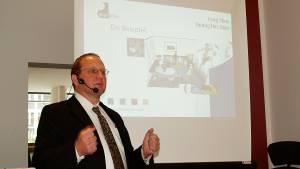 13.11.2008 - Vortrag in Essen bei Kohlsmann Bürobedarf GmbH, Schederhofstraße 47-49, 45145 Essen