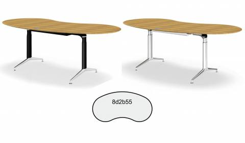 Bambus Schreibtisch Joker 210