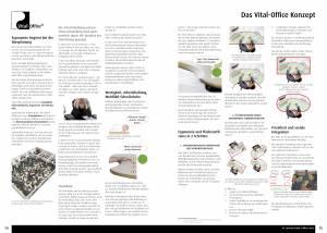 11.09.2013 - Das Vital-Office Konzept in Theorie und Praxis