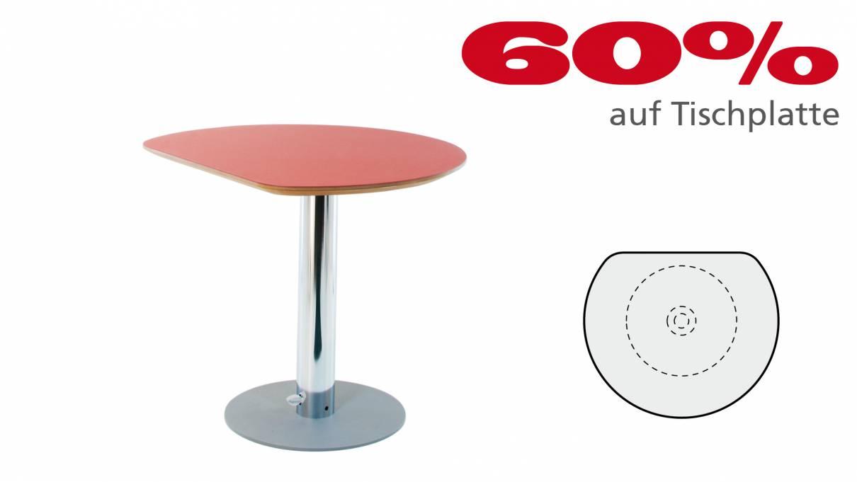 Verkauft: Varitable AppleG pt7r08g in Linoleum rot 810x690mm