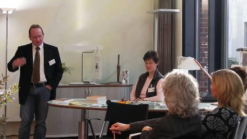 18.11.2006 Hamburg - Tagesseminar Ergonomie und Feng Shui - Vital im Job