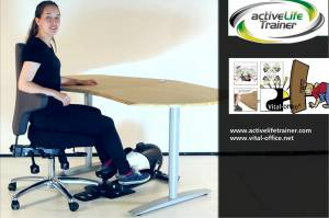 Rehabilitation und Prävention mit activeLife Trainer
