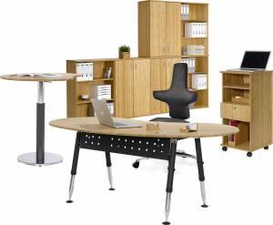 Woher stammt der Bambus für unsere Möbel?