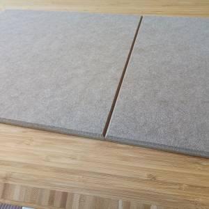 vitAcoustic Akustik Platten Zuschnitte (für Heim- + Handwerker) - PREMIUM PET