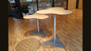 Stehtisch Brecky-Table pt7by09-Mp BT: 962x894mm