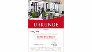 """17.03.2011 - Ausbildungsreihe:  1. """"Das Vital-Office Konzept"""" .. für mehr Lebensqualität in einer gesunden Bürowelt."""