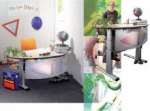 Vital-Office News: Am Arbeitsplatz Haltung bewahren