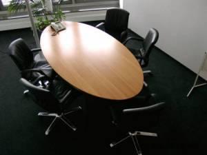 circon s-class - Besprechungstische für 4-10 Personen