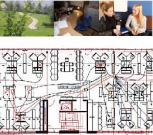 Das Vital-Office Konzept konkret in der Umsetzung: Unsere Leistungen: Büroanalyse, Büroplanung, Bürooptimierung