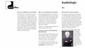 14.10.2009 - Stress durch Strom und Strahlung Vortrag in Stuttgart
