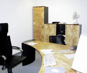 circon executive wing - Chefschreibtisch - Ein Platz zum Beraten und Delegieren