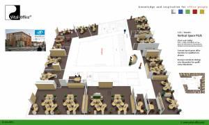 Büroplanung - Repräsentatives Großprojekt in Freiburg