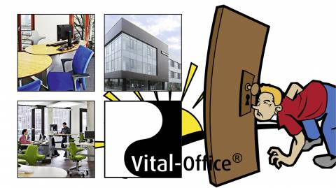Vital-Office Design Prinzipien