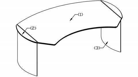 circon executive classic - Design-Klassiker in anthropometrischer Struktur