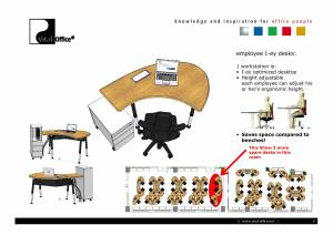 Vital-Office ergonomic and fengshui planning supports Loadwell image enhancement
