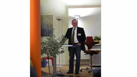 17.05.2006 Basel, Schweiz - Tagesseminar Ergonomie und Feng Shui - Vital im Job