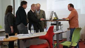 19.04.2008 - Workshop Bürooptimierung: Ergonomie und Feng Shui