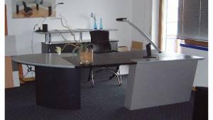 """circon executive jet - Chefschreibtisch - Moderner """"Team And Work"""" Arbeitsplatz"""