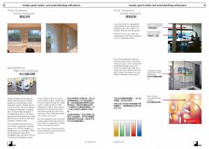 vitAcoustic - Acoustik panel curtains