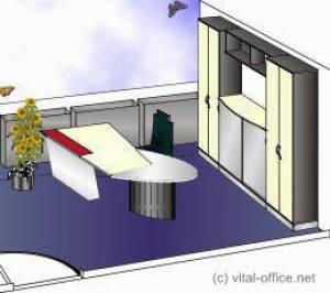 circon executive jet - Chefschreibtisch - Individuelle Planung