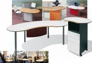 Schreibtische - infinity design e-style - Die ökonomische Designvariante