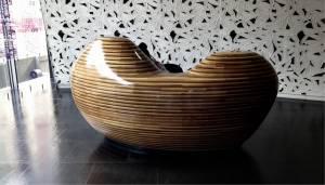 Bambus – Architektur