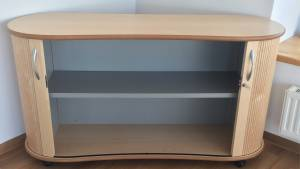 VERKAUFT Qiboard 2OH QIB-2-015 in Dekor kanadischer Ahorn 1520x467x768mm