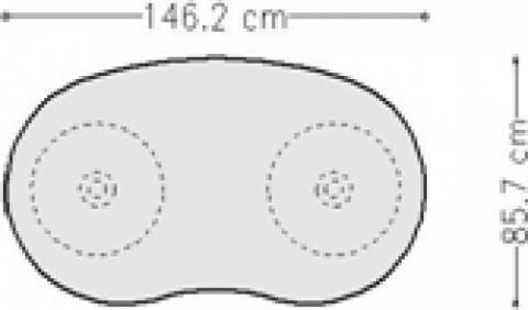 Schreibtische - infinity design c-style - Schreibtische mit Sichtschutz