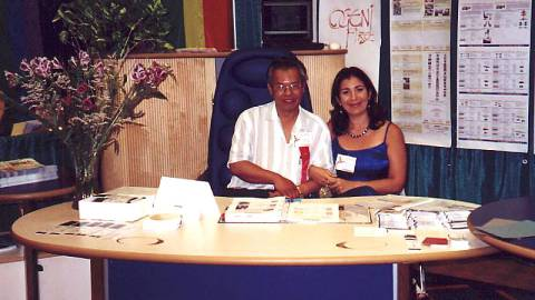 03. - 05.08. 2001 - 4. Internationale Feng Shui Konferenz in Orlando, U.S.A.