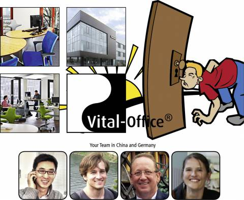 Mitgliedsprofil: Vital-Office Design Shanghai Co.,Ltd.