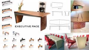 Skulptur wird Architektur: Ein Tisch der Extraklasse